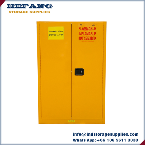 NFPA 45 Gallon safety storage cabinet for flammable liquid