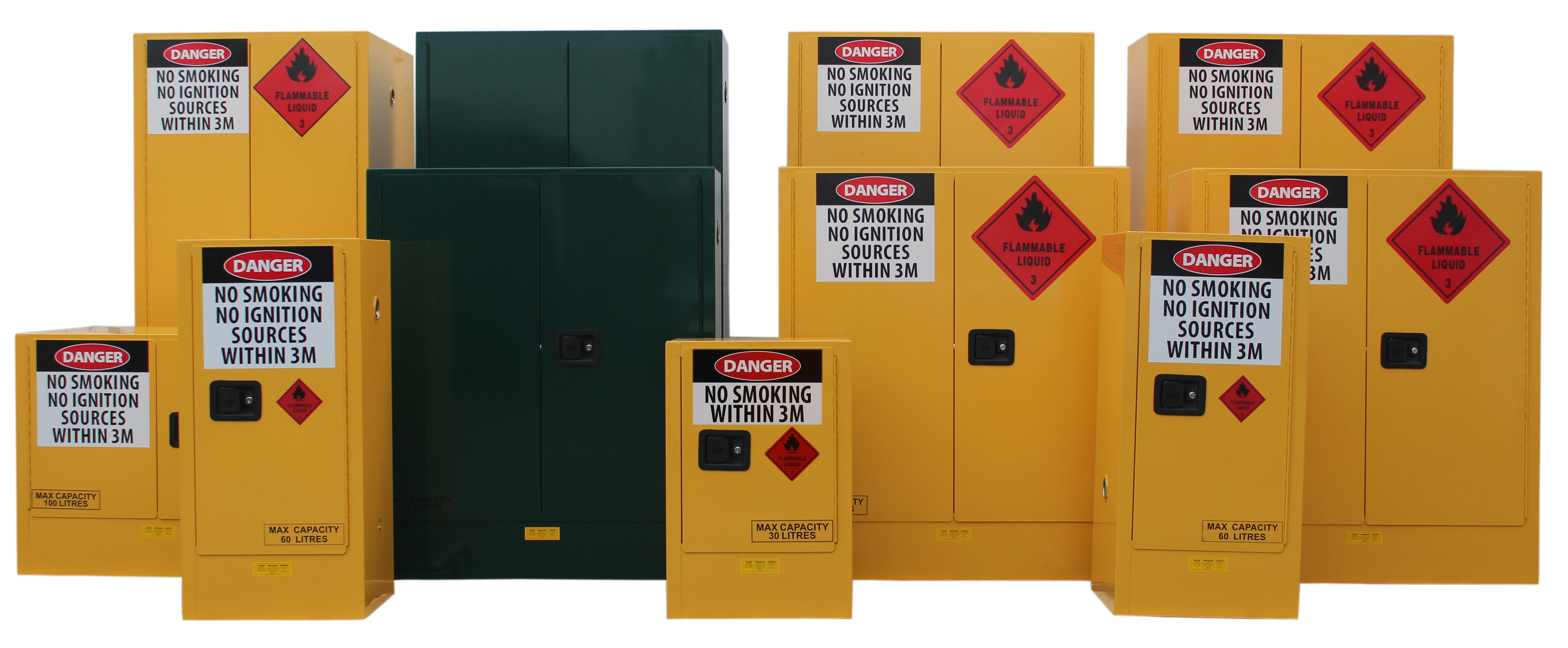 Austrlian standards dangerous goods safety storage cabinets