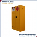 250 Liters safety storage cabinet for flammable and combustible