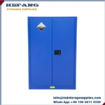 45 Gallon corrosive acid safety storage cabinet