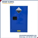 12 Gallon corrosive chemical safety storage cabinet